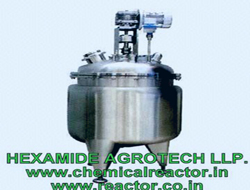 reactor-kettle-manufacturer
